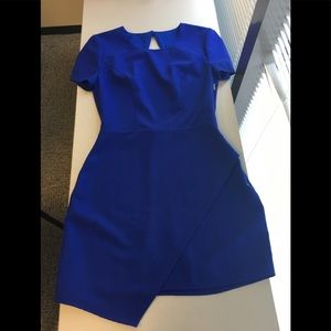 NBD X the Naven Twins Blue Party Dress